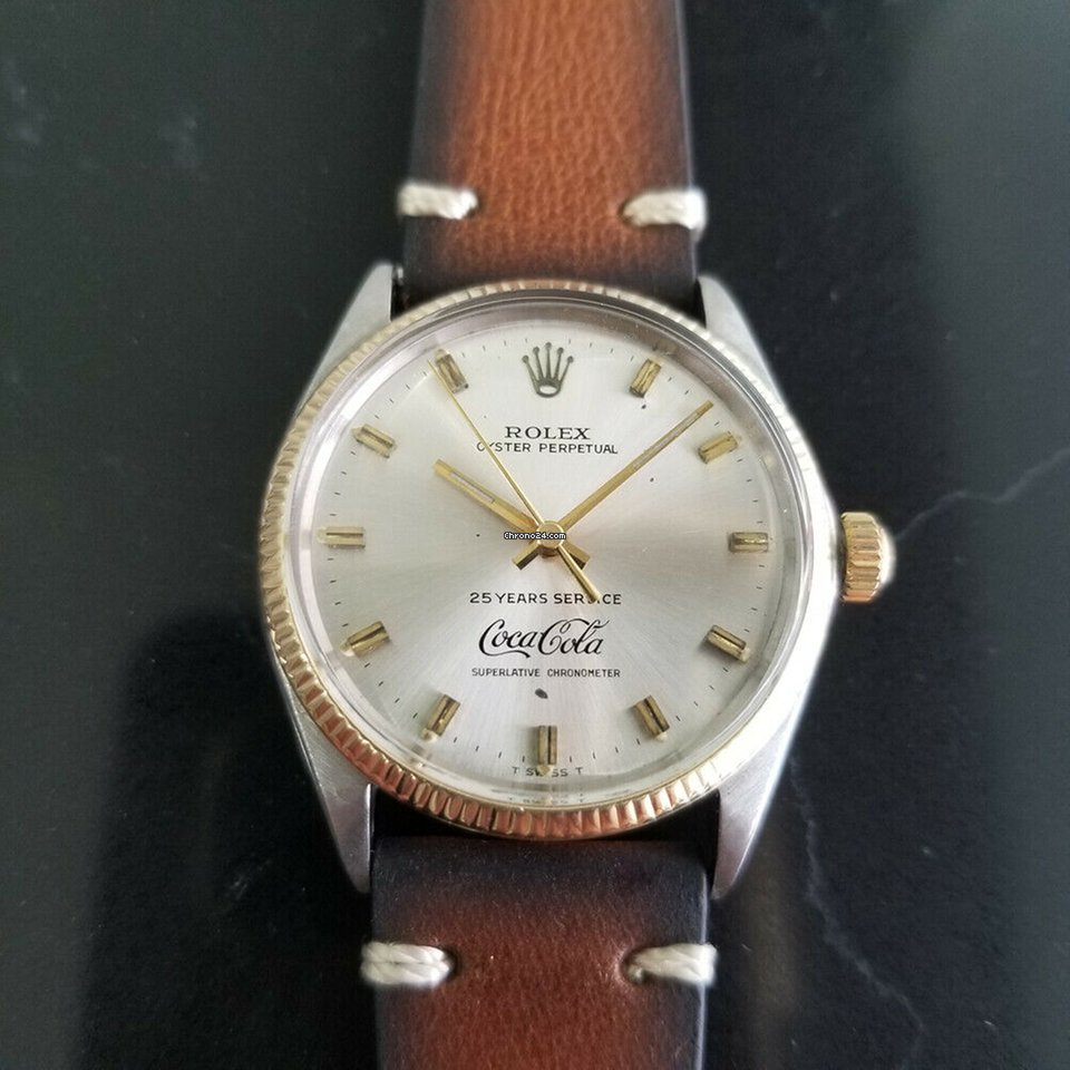 Rolex 1971 pre-owned