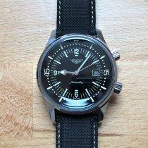 Longines Legend Diver Steel 42mm Black Arabic numerals