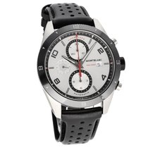 Montblanc Steel 43mm Automatic 116100 new