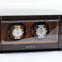 IWC Da Vinci Perpetual Calendar ny 1998 Automatisk Kronograf Klocka med originallåda och originalhandlingar IW3751