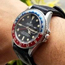 Rolex GMT-Master Steel Black No numerals Indonesia, Jakarta Barat