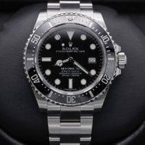Rolex 116600 Steel 2016 Sea-Dweller 4000 40mm pre-owned United States of America, California, Huntington Beach