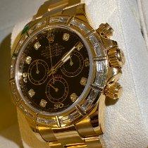 Rolex 116568 Or jaune 2012 Daytona occasion