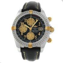 Breitling Chronomat Evolution new Automatic Watch with original box B13356