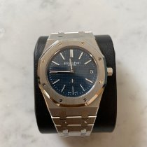 Audemars Piguet Royal Oak Jumbo Steel 39mm Blue No numerals United Kingdom, London