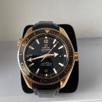Omega Seamaster Planet Ocean Gulguld 45,5mm Sverige, Billdal