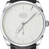 Parmigiani Fleurier new Automatic 39mm White gold Sapphire crystal