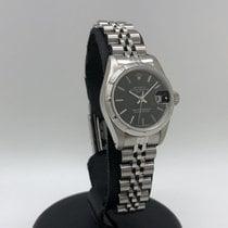 Rolex Oyster Perpetual Lady Date Stahl 26mm Schwarz Keine Ziffern Deutschland, Berlin