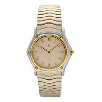 Ebel Classic Gold/Steel 31mm Champagne Roman numerals United States of America, Florida, Sarasota