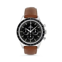 Omega Speedmaster Professional Moonwatch Steel 39.7mm Black No numerals United States of America, Texas, Dallas