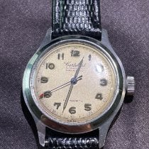 Cortébert Steel 32mm Automatic pre-owned United States of America, Indiana, Noblesville