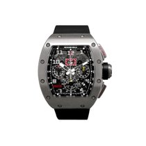 Richard Mille Titanium 50mm Automatic RM11-02 pre-owned United States of America, New York, New York