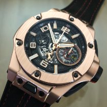 Hublot Red gold Automatic 45mm new Big Bang Ferrari