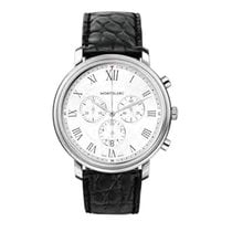 Montblanc Steel Automatic 42mm new Tradition