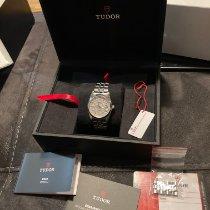 Tudor Prince Date Stahl 34mm Silber Österreich, Graz