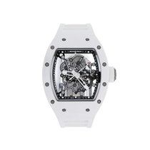 Richard Mille Titanium Manual winding Transparent 50MMmm pre-owned RM 055