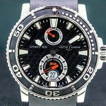 Ulysse Nardin Maxi Marine Diver Steel 42mm United States of America, Massachusetts, Boston