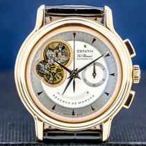 Zenith El Primero Chronomaster Rose gold 40mm United States of America, Massachusetts, Boston