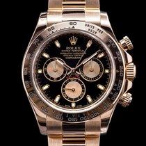 Rolex 116505 Or rose Daytona 40mm
