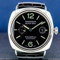 Panerai Radiomir Black Seal Steel 45mm United States of America, Massachusetts, Boston