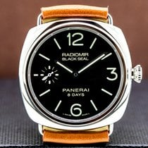 Panerai Radiomir 8 Days Steel 45mm Arabic numerals United States of America, Massachusetts, Boston