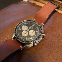 Omega Speedmaster Professional Moonwatch Steel 42mm Black No numerals United Kingdom, tw122ab