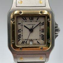 Cartier Gold/Stahl 29mm Quarz 187901 gebraucht Deutschland, Frankfurt am Main