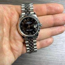 Rolex Lady-Datejust White gold 31mm Black Roman numerals United States of America, New York, NEW YORK