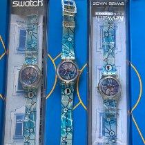 Swatch Plastic Quartz 35mm new