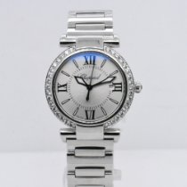 Chopard Imperiale Steel 28mm Silver Roman numerals United States of America, New York, New York