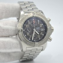 Breitling A13380 Steel 2008 Avenger Skyland 45mm pre-owned United States of America, New York, New York