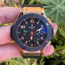 Hublot Big Bang 44 mm Rose gold Black United States of America, New York, New York
