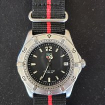 TAG Heuer 2000 Steel 38mm Black No numerals United States of America, Pennsylvania, Nazareth