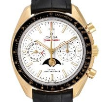 Omega Speedmaster Professional Moonwatch Moonphase Yellow gold 44.2mm Silver United States of America, Georgia, Atlanta