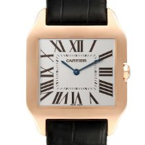 Cartier W2006951 Rose gold Santos Dumont 44.6mm pre-owned United States of America, Georgia, Atlanta