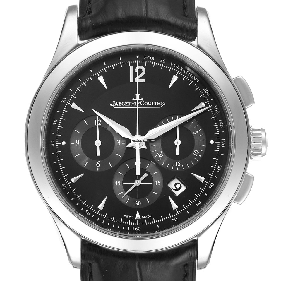 Jaeger-LeCoultre Master Chronograph Q1538470 2012 pre-owned