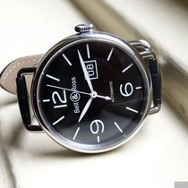 Bell & Ross Vintage BRWW196-BL-ST/SCR Unworn Steel 45mm Automatic South Africa, Pretoria