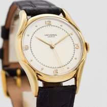 Universal Genève 34mm Manual winding pre-owned United States of America, California, Beverly Hills