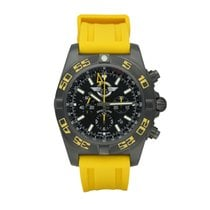 Breitling Chronomat GMT Acero 47mmmm Negro