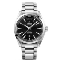 Omega Seamaster Aqua Terra Steel 42mm Black United States of America, New York, New York