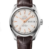 Omega Seamaster Aqua Terra Steel 39mm United States of America, New York, New York