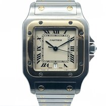 Cartier Ouro/Aço 29mm Quartzo W20011C4 usado
