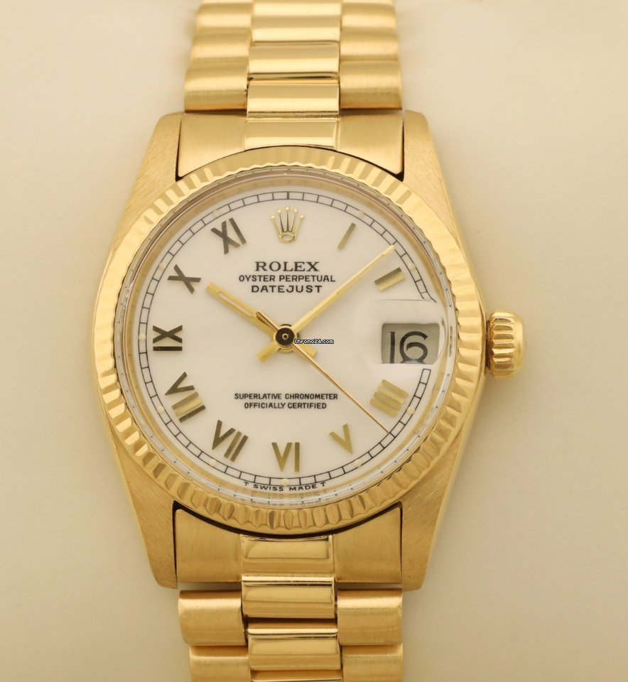 Rolex Datejust 31 6827 1979 pre-owned