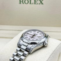 Rolex Lady-Datejust Platinum 26mm Mother of pearl UAE, Abu Dhabi