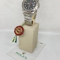 Rolex Explorer II Acciaio 40mm Nero Senza numeri Italia, roma