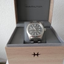 Hamilton Steel 42mm Automatic H70515137 pre-owned