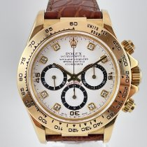 Rolex 16518 Or jaune 1991 Daytona 40mm occasion