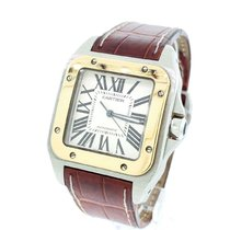 Cartier Santos 100 38mm Silver United States of America, New York, New York