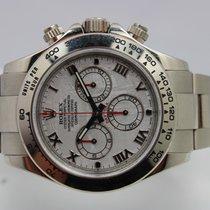 Rolex 116509 Or blanc 2014 Daytona 40mm occasion