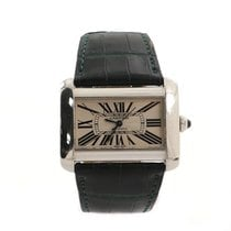 Cartier Tank Divan Steel 38mm Silver United States of America, New York, New York